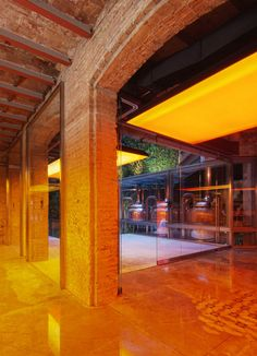 'fabrica moritz brewery' by jean nouvel, barcelona, spain