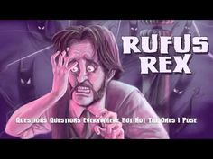 Rufus Rex - Personal Demons (Official Lyrics Video) Curtis Rx Of Creature Feature