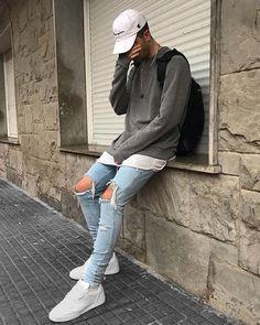 10 Quick Tricks: Urban Fashion Casual Swag urban wear for men fall.Urban Fashion For Men Sweaters urban dresses clothes. Grunge Fashion, New Fashion, Trendy Fashion, Fashion Brands, Fashion Outfits, Swag Fashion, Jackets Fashion, Paris Fashion, Grunge Men