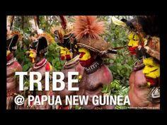 TRIBE @ PAPUA NEW GUINEA 部族の肖像 - YouTube
