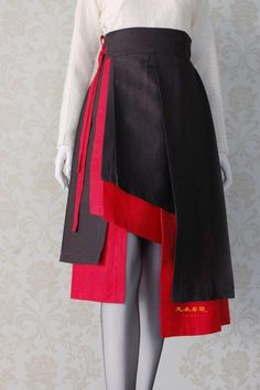 Edgy Outfits, Dress Outfits, Cool Outfits, Fashion Dresses, Korean Traditional Dress, Traditional Dresses, Korean Dress, Looks Chic, Japanese Outfits