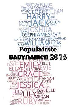 Voorspelling van de populairste babynamen 2016 - Mamaliefde.nl