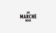 Au Marché noir is a restaurant in the heart of Brussels, which focuses on serving fresh, organic and healthy food from local produce. We developed the restaurant's entire visual identity – this included the logo, colours, typography and packaging. March…