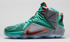huge selection of ac60e 5fc35 Introducing… Nike LeBron 12 (Release Dates, Video, Detailed Pictures    Tech Info