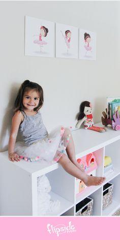 Tiny Dancer, Girls Bedroom, Nursery, Prints, Kids, Parenting, Inspiration, Design, Style