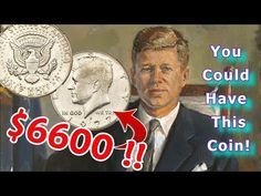 A 1977 Kenedy half dollar coin worth big money? Yes, there is a 1977 half dollar error that you can look for. I look at this special silver half dollar coin,. Rare Coins Worth Money, Valuable Coins, Penny Values, Coin Crafts, Coin Design, Coin Worth, American Coins, Kennedy Half Dollar, Error Coins