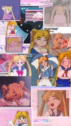 Sailor Moon background 🌸