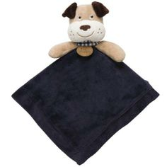 Carter's My First Puppy Snuggle Buddy Cuddly snuggle buddy with silky lining is super-soft against baby's skin. Rattle enclosed within padded puppy head for safety. Has my first puppy embroidered on dog tag. 100% polyester. Machine washable.  #Carter's #Toy