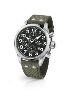 TW Steel Horloge Pilot Volante VS24