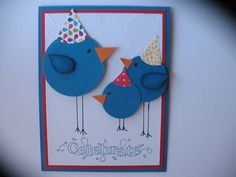 Hey, I found this really awesome Etsy listing at http://www.etsy.com/listing/128288495/blue-party-birds