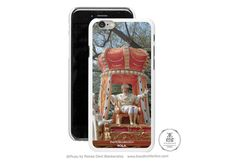 Show who is ready to Mardi Gras with this cool phone case from theRDBcollection | Click on the pic to choose your phone and order. Fits all four sides for good protection much like the Otterbox Commuter