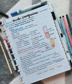 No photo description available. Bullet Journal Notes, Bullet Journal School, Bullet Journal Ideas Pages, School Organization Notes, Study Organization, College Notes, School Notes, School Motivation, Study Motivation