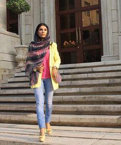 Street style # women fashion# iran