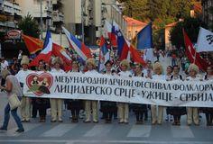 """Festival """"Licidersko srce"""" okupio u Užicu 900 folklorista iz 10 država"""