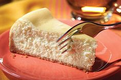 This creamy classic is the easy cheesecake recipe to make anytime you're asked to bring dessert. It is a simple cheesecake recipe with only 3 steps!
