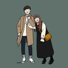 Trendy Ideas For Love Art Drawing Couples Cartoon Cute Couple Drawings, Cute Couple Art, Cute Couple Comics, Couples Comics, Cute Drawings, Cute Couple Cartoon, Cover Wattpad, Cute Anime Coupes, Couple Illustration