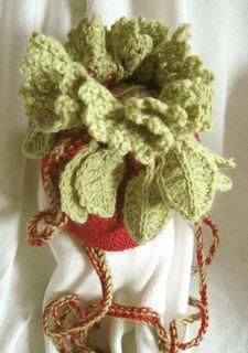Leaf Bagette on Knitpicks.com