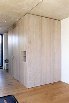 loft in graz - Möbelbau Breitenthaler, Tischlerei Loft, Divider, Furniture, Home Decor, Graz, Carpentry, Homes, Decoration Home, Room Decor