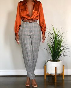Fashion Tips 2019 .Fashion Tips 2019 Suit Fashion, Look Fashion, 90s Fashion, Girl Fashion, Autumn Fashion, Fashion Outfits, Fashion Tips, Mode Outfits, Stylish Outfits