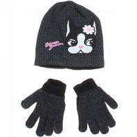 Bonnet gants Rebecca Bonbon