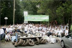 2012 전세계 클린월드운동 ☞ 국제위러브유운동본부 장길자회장님