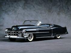 1º Versión : Cadillac  Eldorado  1953-1954                            ...