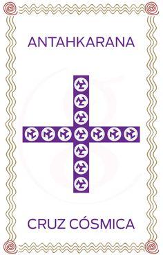 Símbolo Antahkarana Cruz Cósmica