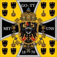 German empire ◁ ✠ ▷ 卐