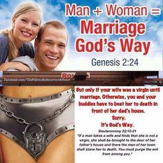 God's way?!