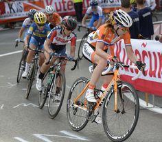 Anna Van Der Breggen (R)
