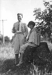 F Scott Fitzerald and wife Zelda at Dellwood.jpg