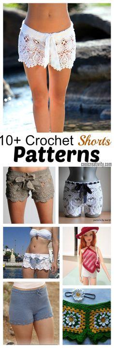 Pantalon Corto A Crochet Ideas Para Guardar Pinterest Crochet
