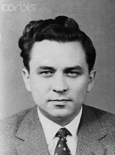 KGB spy Gordon Lonsdale