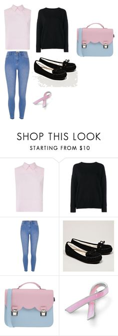 """""""work friyay"""" by victoriauchella ❤ liked on Polyvore featuring Victoria, Victoria Beckham, Frame, River Island, American Eagle Outfitters, La Cartella and Bling Jewelry"""