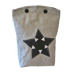 a6246bf6a0ed0 Kosmetiktasche vegan Leder Hellgrau von MargritliDesign auf Etsy Modische  Handtaschen