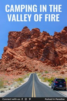 The best campgrounds for tents and RV motorhomes at the Valley of Fire State Park in Nevada. Rules and regulations, overflow camping, free campsites nearby. Camping Club, Tent Camping, Campsite, Diy Camper, Camper Van, Valley Of Fire State Park, Best Campgrounds, Lake Mead, 5th Wheels