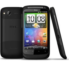 HTC Desire S S510E Unlocked QuadBand GSM Phone with Android OS, 3.7 Display, HTC Sense UI, 5 MP Camera, Wi-Fi and GPS--International Version without Warranty