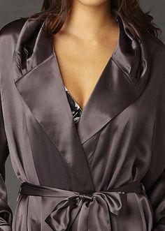 961dbf5ed4 Ariadne Silk Robe - Regular and Petite Sizes