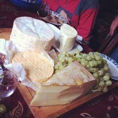 Déssert anti-américain ! Plateau de fromages #cheese plate #foodporn #NPA