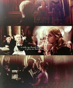 Find images and videos about emma watson, hermione granger and draco malfoy on We Heart It - the app to get lost in what you love. Harry Potter Hermione, Harry Potter Ships, Ron And Hermione, Harry Potter Jokes, Harry Potter Fandom, Harry Potter World, Hermione Granger, Dramione, Scorpius Rose