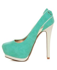 tiffany blue, only 9's left tho :( $36