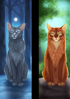 Warriors cats Gray Things gray color goes with what color Warrior Cats Comics, Warrior Cat Memes, Warrior Cats Fan Art, Warrior Cats Books, Warrior Cats Series, Warrior Cat Drawings, Cat Comics, Gato Anime, Love Warriors