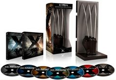 Add The X-Men: The Adamantium Collection To Your Blu-Ray Library - Gadget Review