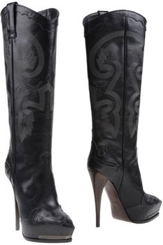 High heeled Boots - Lanvin