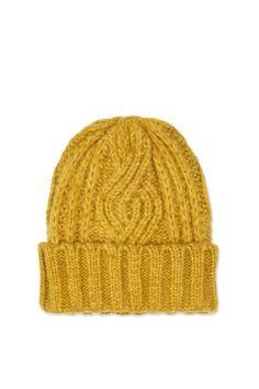 Gorra de cable