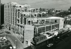 https://flic.kr/p/aAQYPb | Construction of the David Maddison building (Clinical Sciences), Royal Newcastle Hospital c. 1979 | Source: livinghistories.newcastle.edu.au/nodes/view/15466  This photograph is from the Hospital archives held by the University Archives in Cultural Collections, Auchmuty Library, the University of Newcastle, Australia.  This image can be used for study and personal research purposes.  If you wish to reproduce this image for any other purpose you must obtain…