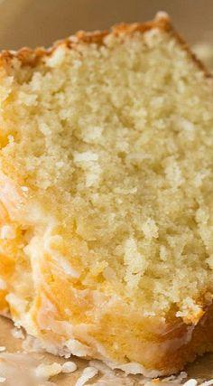 Grandmas Coconut Cake