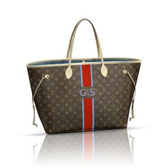Neverfull GM Mon Monogram via Louis Vuitton