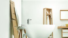 LEAN towel rail by ex.t