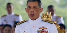 Thailand's Parliament To Invite Crown Prince To Become New King